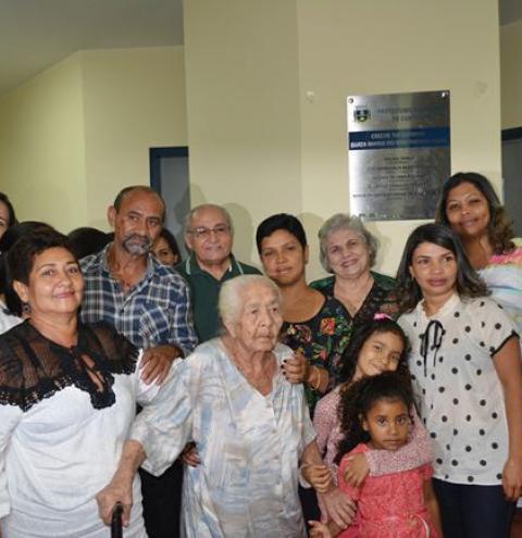 Prefeitura de Corrente inaugura creche no bairro Aeroporto