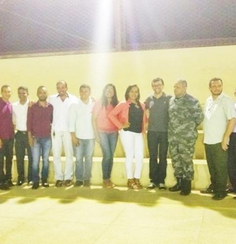 Vereadores aprovam projeto que reconhece Conselho de Segurança como Utilidade Pública em Curimatá