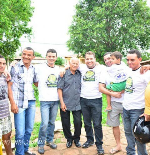 Cristalândia realiza edição especial do CRAS Itinerante no dia do seu aniversário