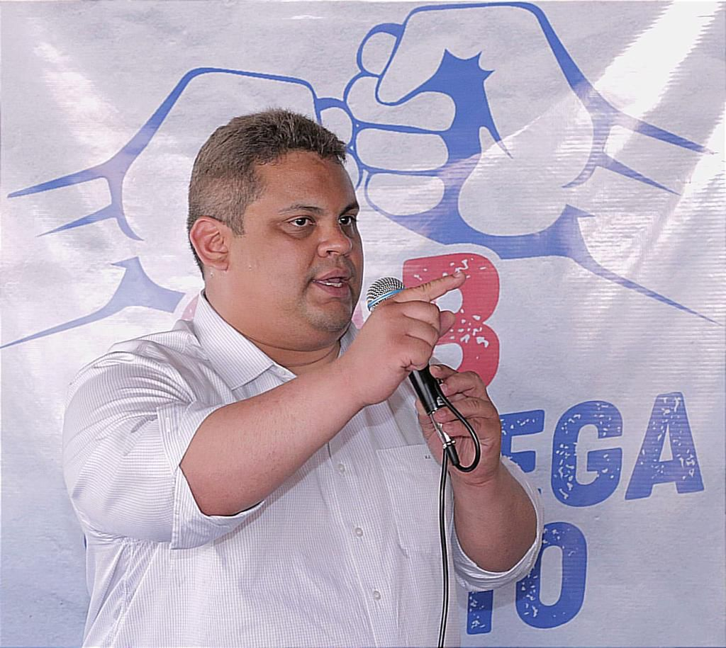 Advogado Raimundo Júnior, coordenador do movimento OAB Que Chega Junto