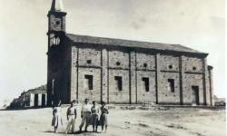 História da Igreja Matriz de Corrente