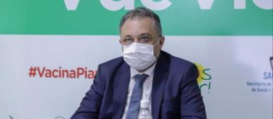 Sesapi pagará incentivo de R$1,50 por registro de dose aplicada de vacinas contra a Covid-19