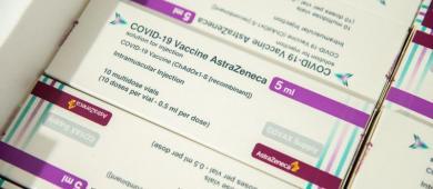 Doses das vacinas AstraZeneca e Butantan chegam ao Piauí