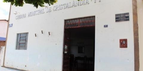Contas de gestão do ex-prefeito de Cristalândia, Moisés Lemos, serão julgadas pela Câmara na próxima sexta