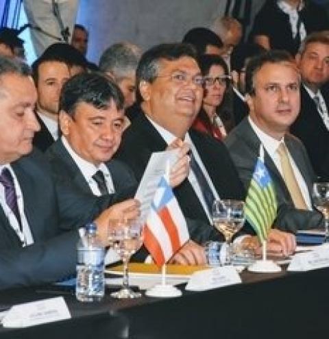 Governadores do Nordeste apresentam projetos e potencialidades a investidores de todo o mundo