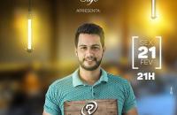 Hoje tem Rodolfo Pereira e Pagode do Rodrigo Nunes & Cia no Coelho Café!
