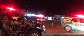 Coronavírus: Vigilância Sanitária e Polícia Militar interceptam veículos com 25 infectados em São Raimundo Nonato