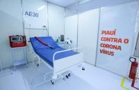 Wellington entrega Hospital de Campanha do Verdão e amplia rede de atendimento