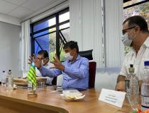 Governador Wellington Dias faz transição com Rui Costa para assumir presidência do Consórcio do Nordeste