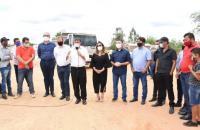 Governador autoriza pavimentação da PI 257 no valor de R$ 30 milhões para ligar Morro Cabeça no Tempo à Curimatá