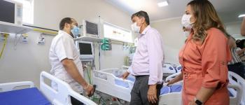 Hospital de Corrente inaugura Unidade Semi-Intensiva com sete leitos e diretor anuncia que unidade ofertará cirurgias ortopédicas