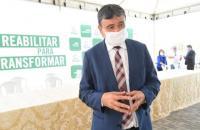Wellington Dias vai representar governadores do Brasil na articulação sobre vacinação da Covid