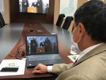 Governador prestigia posse do piauiense Kássio Nunes como ministro do STF