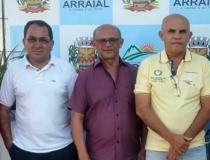 Áudio do Presidente da Câmara de Arraial denuncia esquema de corrupção na prefeitura e causa constrangimento no grupo político