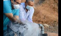 Reativação do poço do bairro São José em Gilbués