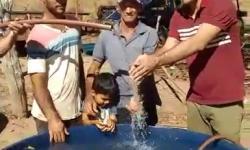 Prefeitura de Sebastião Barros leva água para comunidades da zona rural do município - Mocambinho