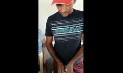 Cabo eleitoral do 11 de Corrente com dinheiro para compra de votos
