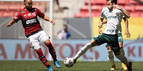 Flamengo e Palmeiras estreiam neste domingo no Campeonato Brasileiro