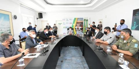 Governo lança edital do concurso da Polícia Militar com 690 vagas, diversas para o Extremo-Sul do estado. Veja aqui o quadro de vagas.