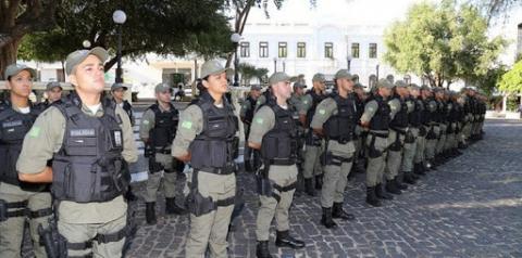 Inscrições do concurso da PM do Piauí começam nesta segunda (28)