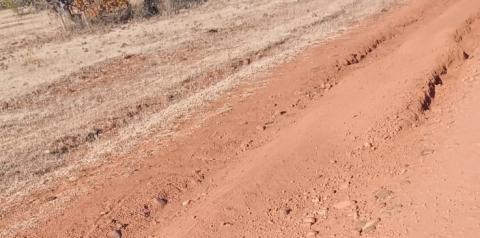 População da localidade Vaqueta, zona rural de Gilbués, denuncia abandono da estrada de acesso