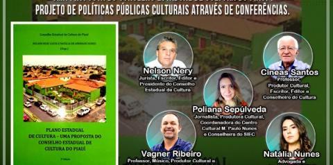 Conselho discute propostas para o Plano Estadual de Cultura do Piauí