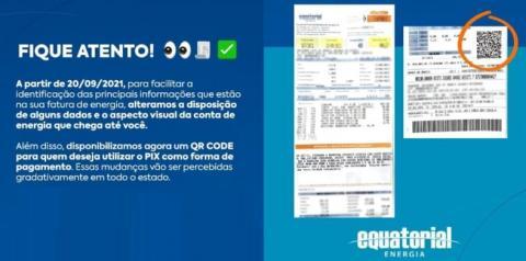 Confira as mudanças na conta de energia da Equatorial Piauí