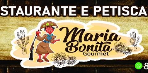 Maria Bonita Restaurante e Petiscaria abrirá neste sábado com novo endereço e horários. Confira!
