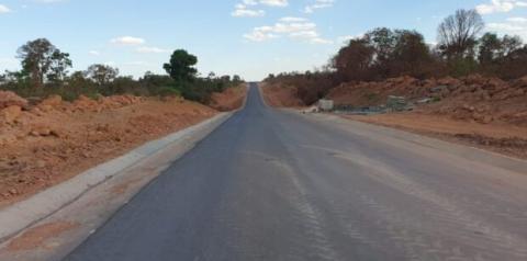 Governo do Estado dá início às obras em mais 16 km da PI-392