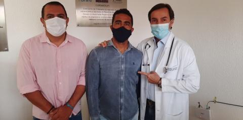 Hospital Júlio Borges de Macedo oferta atendimento em otorrinolaringologia em Curimatá