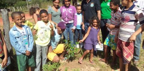 Superintendência de Meio Ambiente participa do I Cidadania Ativa