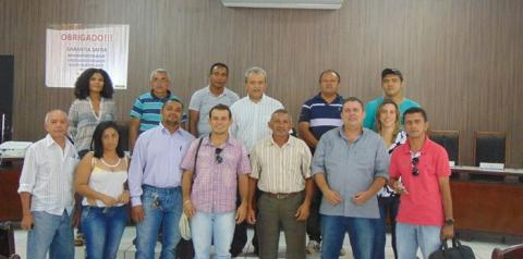 Município de Corrente é elogiado em reunião sobre o Garantia Safra na cidade de Bom Jesus
