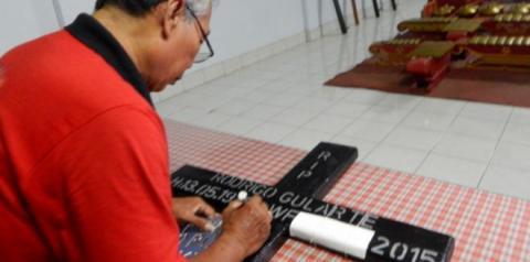 Brasileiro condenado por tráfico é executado na Indonésia