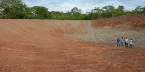 Corrente recebe sua décima barragem comunitária