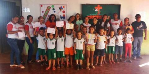 Secretaria de Saúde de Corrente inicia projeto educativo nas escolas do município