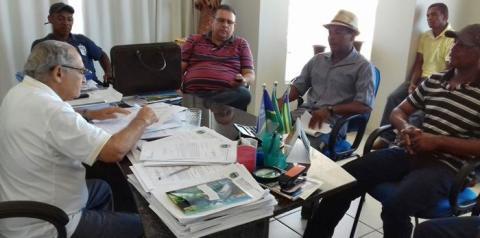 Prefeitura de Corrente celebra convênio com Associação para início dos trabalhos de assentamento