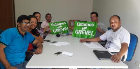 Servidores da Adapi de Corrente realizarão grandioso ato de greve nesta sexta-feira (10)