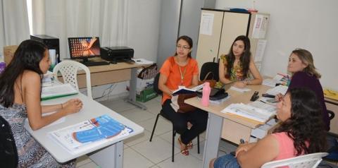 Corrente recebe a visita do CECANE/UFPI para monitoramento do PNAE no município e região