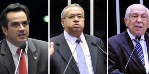 Delator divulga relação de políticos de todo o país na folha da Odebrecht