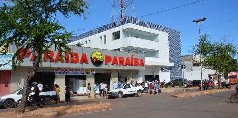 Loja do Armazém Paraíba é assaltada em Corrente