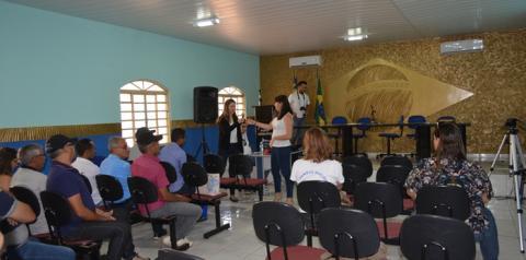 SEMAR realiza consulta pública em São Gonçalo do Gurgueia para instalação de Unidade de Conservação