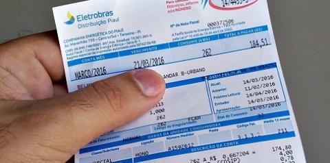 Eletrobras reajusta em 27% a conta de energia dos piauienses