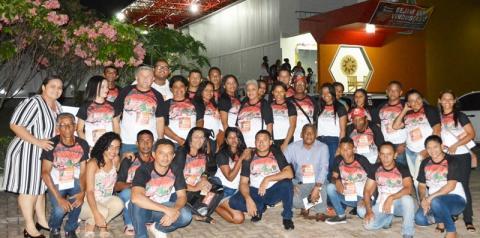 Agricultores do Extremo-Sul do estado marcam presença no 7º Congresso Estadual da Fetag-Pi