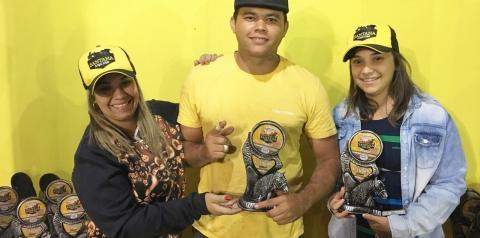 Confira o resultado da categoria amador da 2ª Grande Vaquejada Santana Parque Show