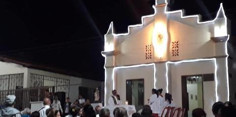 Alvorada marca o início dos tradicionais festejos da Divina Pastora, em Gilbués