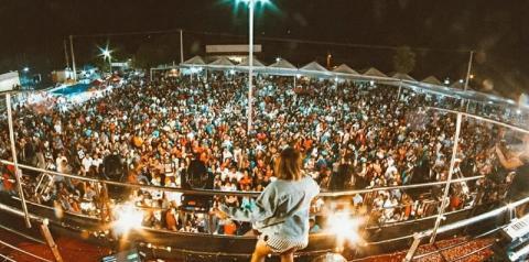 Último dia dos festejos de Gilbués atrai multidão