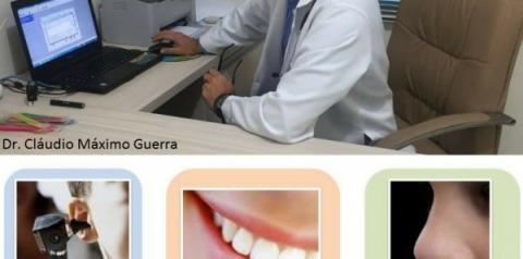 Dr. Claudio Máximo Guerra, Otorrinolaringologista, atenderá na Policlínica de Corrente no dia 14 de setembro
