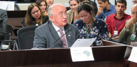 Projeto destina R$ 300 milhões por ano para combater criminalidade no Piauí