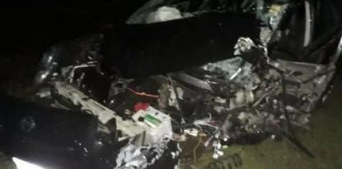 Acidente próximo à São Gonçalo do Gurgueia quase acaba em tragédia
