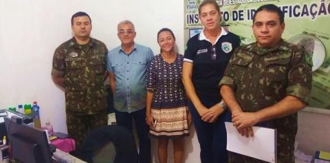 Prefeitura de São Gonçalo recebe a visita do Posto de Recrutamento Militar